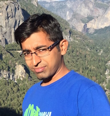 Prateek A., Software Engineer