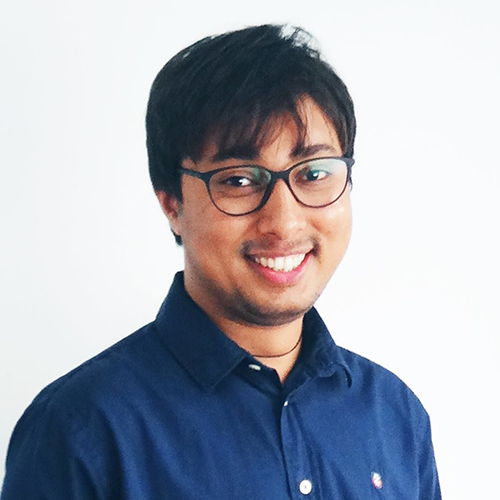 Maulik S., Front-end Engineer
