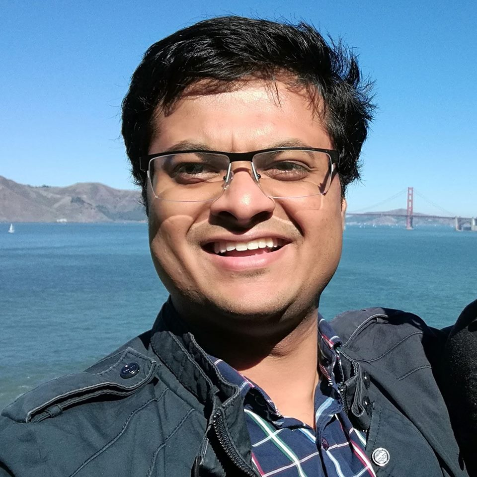 Niloy Gupta, Software Engineer - Machine Learning