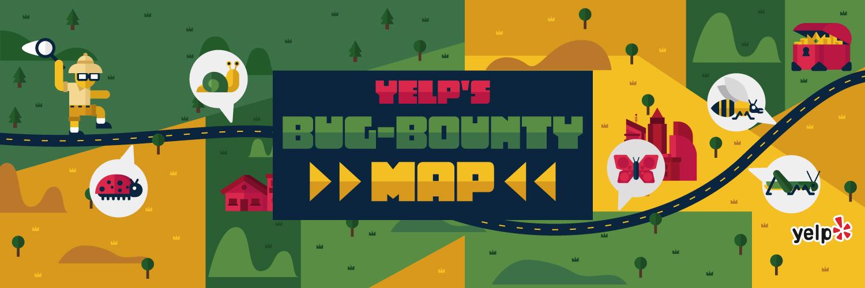 Yelp's Bug-Bounty Map