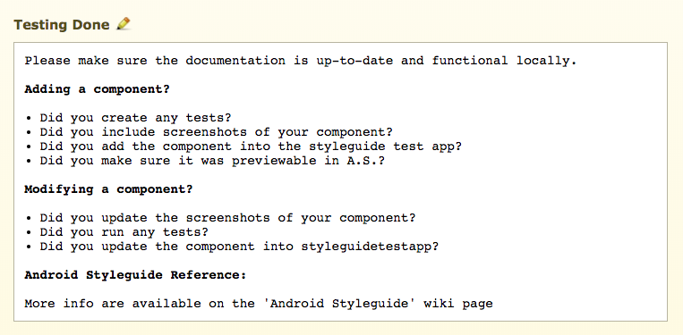 How We're Keeping Our Android UI Consistent